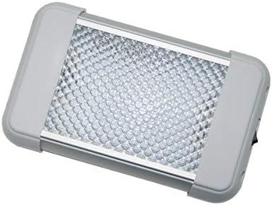 Raycharm 63 pulgadas 42W 420 Lumen 6000K Lámpara LED en gris con interruptor basculante 1 paquete