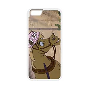 iphone6 4.7 inch Phone Case White The Aristocats Frou Frou WF4176451