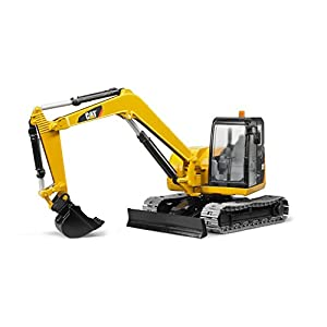 Bruder Toys CAT Mini Excavator Vehicle