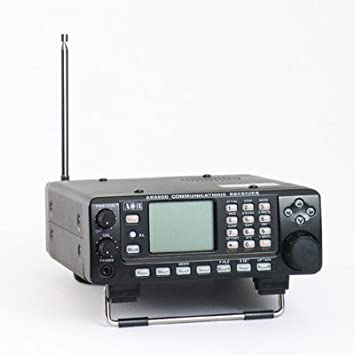 AOR AR-8600 MKII desktop/portable all mode receiver 0 5-3000MHz