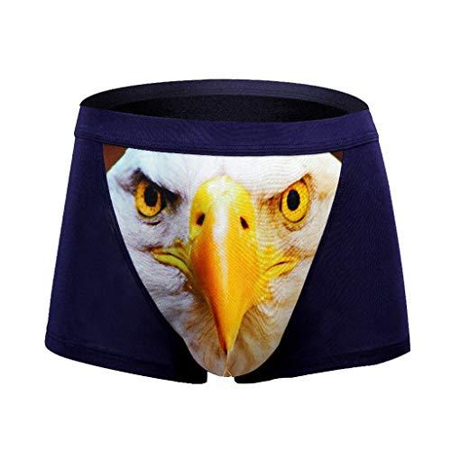 - Fastbot mens underwear,Boxer Briefs Cotton Stretch Underwear Stretch Comfort Dark Blue
