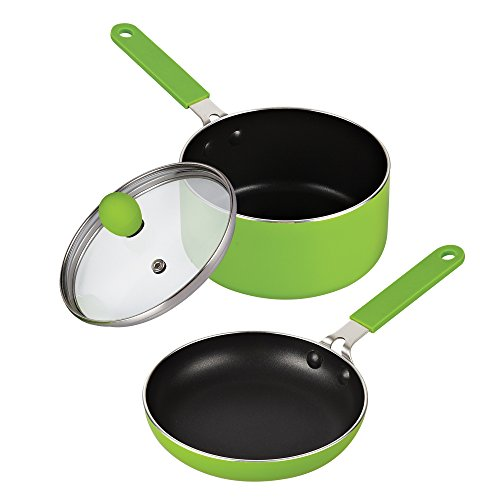 """Cook N Home Nonstick 5.5"""" Mini Size One Egg Fry Pan and Sauc"""