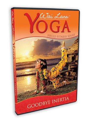Wai Lana Yoga Goodbye Inertia DVD