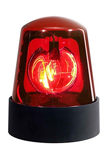 Visual Effects PL1R 7-Inch Police Beacon (Rotating Police Beacon)