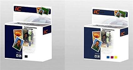 Cartridgex - Juego de 2 Cartuchos de Tinta compatibles con ...