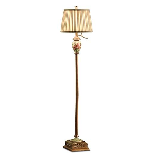 HLF- Lámpara de pie de la Sala de Estar/lámpara de Lectura ...