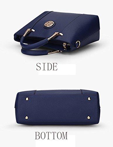 GHLEE Organizador de bolso, azul claro (Azul) - 293-A-38 negro