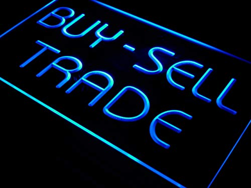 ADVPRO Cartel Luminoso i533-b Buy Sell Trade Display Lure ...