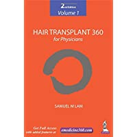 Hair Transplant 360 Vol.1 For Physicians