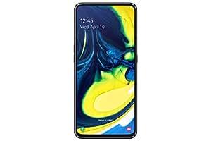Samsung Galaxy A80 Dual Sim, 128GB, 8GB RAM, 4G LTE, Black