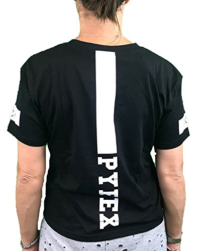 L Donna 34245 Shirt T Colore Taglia Nero Pyrex FSqBPypKS