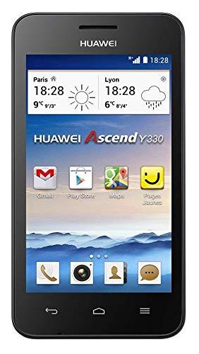UNLOCKED Huawei Ascend Y330 Google Android Phone, Y330-U05, BLACK