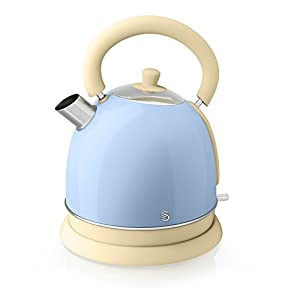Swan retro dome kettle