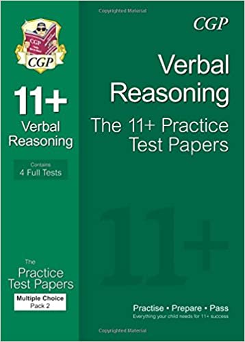 11 verbal reasoning sample papers