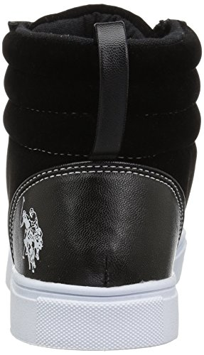 Noi Polo Assn. Womens Paisley Oxford Nero / Bianco