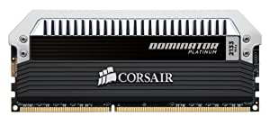Corsair Dominator Platinum 8GB (2x4GB)  DDR3 2133 MHz (PC3 17000) Desktop Memory (CMD8GX3M2A2133C9)