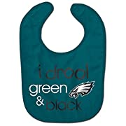 NFL Philadelphia Eagles WCRA1963514 All Pro Baby Bib