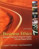 img - for Business Ethics: Decision Making for Personal Integrity & Social Responsibility, Second Edition(2011) book / textbook / text book