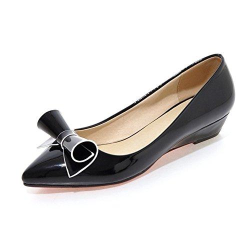 Versión coreana del punto de luz en primavera y verano zapatos de las mujeres/baja a las mujeres embarazadas zapatos/zapatos de conducción D