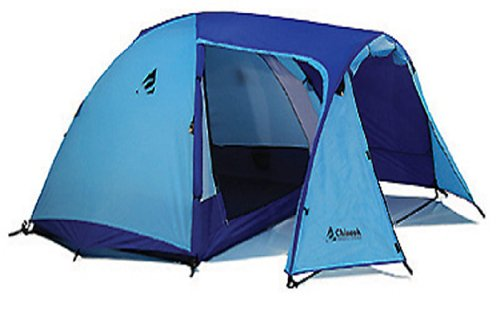 Chinook Whirlwind 5-Person Fiberglass Pole Tent, Outdoor Stuffs