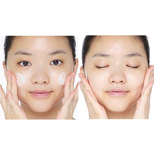 ETUDE House Collagen Cream Application