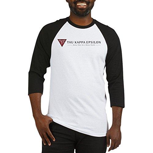bc800005b08 CafePress - Tau Kappa Epsilon Logo Baseball Jersey - Baseball Style T-shirt