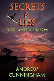 """Secrets & Lies (""""Lies"""" Mystery Thriller"""
