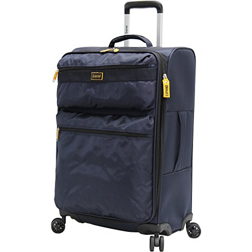 Lucas Luggage Lightweight Expandable Suitcase product image