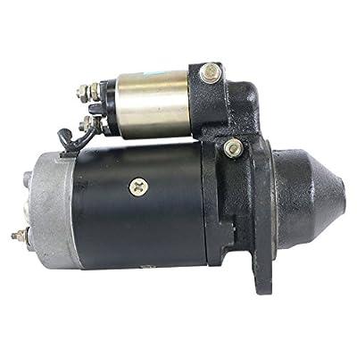 DB Electrical SBO0068 New Starter For Aifo Fiat-Allis Industrial & Marine Diesel, 8031 8035 8041 8045 Diesel, Fe12 Fe-12 S60 S-60 Excavator, Wheel Loader Fr7 Fr-7 63217201 63217225 63217226 MSR237: Automotive