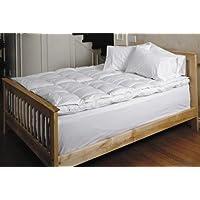 Daniadown 0003507 Queen Pillow Top Feather Bed