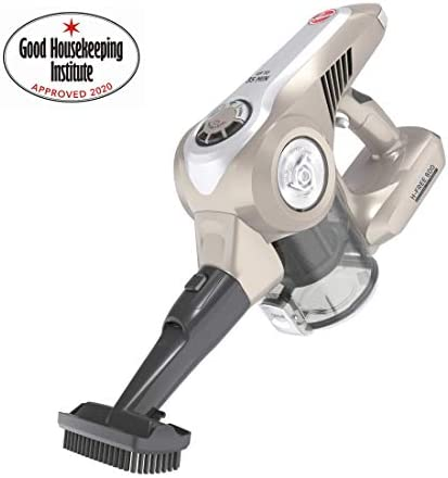 Hoover H-Free 800 HF822OF, Cordless Stick, Gold & Silver