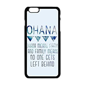 ohana means family Phone Case for Iphone 6 Plus