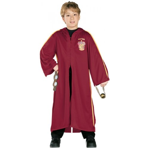 Quidditch Kit Costume - Medium (Harry Potter Quidditch Costume Kit)