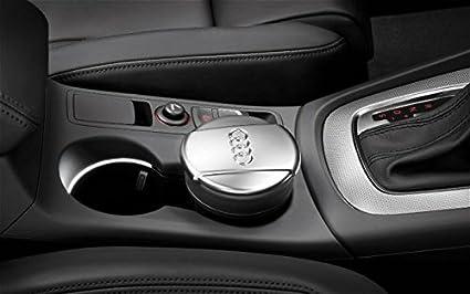 Audi Cenicero papelera utilizable en la mayoría de los modelos más nuevos de OEM Genuino parte