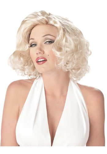 California Costumes Women's Marilyn Wig, One Size ()