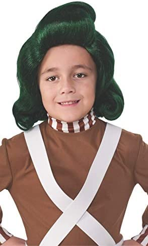fun shack Boys Chocolate Factory Costumes Kids Oompa Loompa /& Owner Outfits