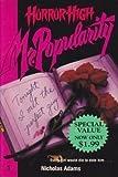 Mister Popularity, Nicholas Adams, 0061062278