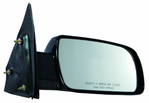 Depo 335-5432R3ML Chevy Astro/GMC Safari Passenger Side Gloss Non-Heated Manual Mirror
