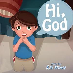 Hi, God Audiobook