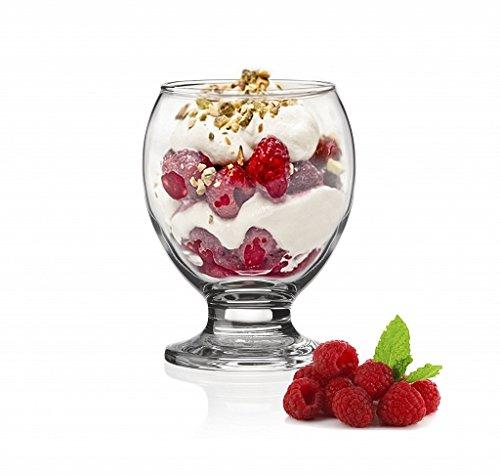 Dessert Bowls/Glasses/220ml/Starter or Dessert (Set of 6) Sables & Reflets