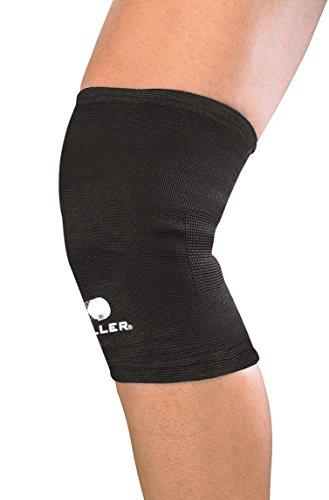 - Mueller Elastic Knee Support - SS18 - Medium - Black