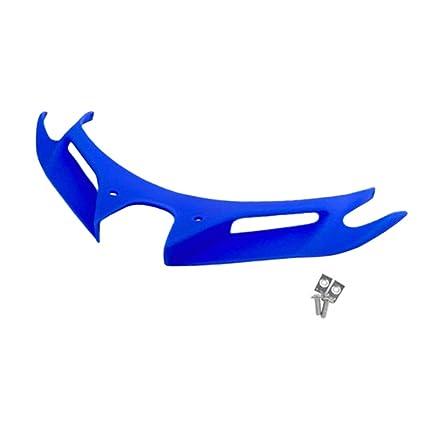 Shiwaki Parabrisas Aerodinámico Winglet De Moto Para ...