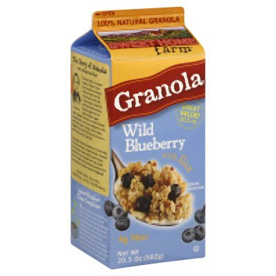 Sweet Home Granola Blueberry Flax, 20.5 oz