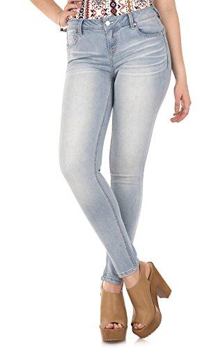 Junior Girls Denim Blue Jean - 3