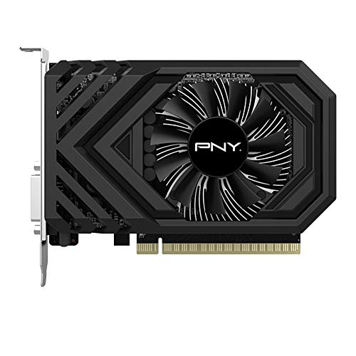 PNY GeForce GTX 1650 4GB Single Fan Graphics Card