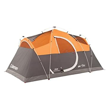 Coleman Yarborough Pass Fast Pitch 6 Person Camping Tent (2000018247)