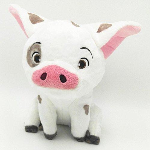 Good Movie Moana Pet Pig Pua Stuffed Animals Cute Cartoon Plush Toy Dolls 8