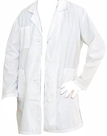Dr. Tina - Abrigo de laboratorio para profesionales, escuelas y universidades, XXS