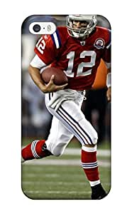 For Iphone 5/5s Tpu Phone Case Cover(tom Brady)