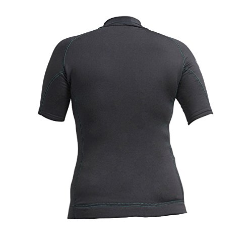 2016 Gul Ladies Evotherm Short Sleeve Thermal Top Black AC0052-A9